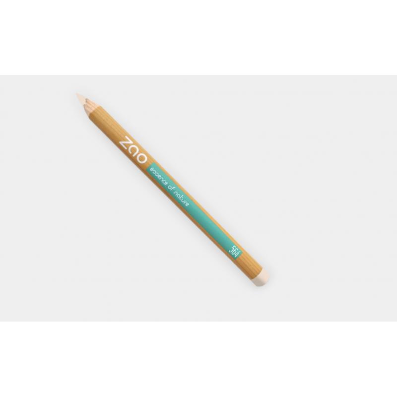 Crayon yeux Zao - Teinte 564 Beige nude - Abril & Amy