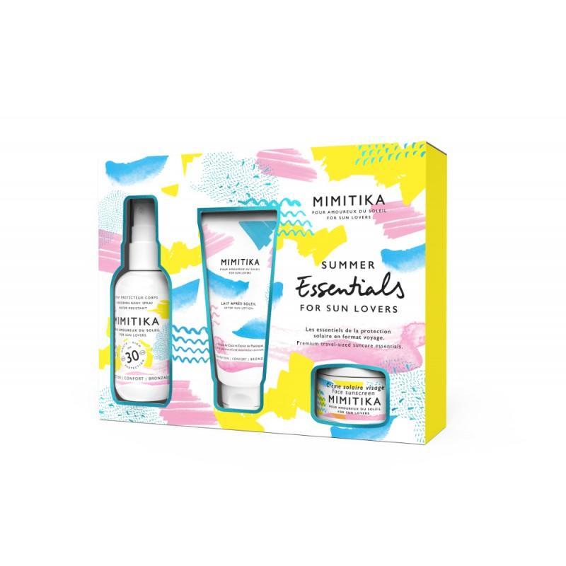 Kit Summer Essentials Body Spray SPF30 - Mimitika - Abril & Amy